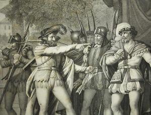 Guillaume-Wilhelm-Tell-Legend-Switzerland-Tellenlied-c1830-Choubard-Sc-Chasselat