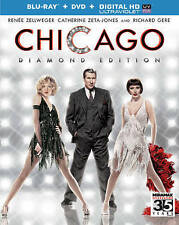 Blur Ray- Chicago 2-Disc Set, Diamond Edition (DVD Combo Pack)