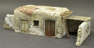 DioDump-DD143-B-Afghan-farm-house-1-72-scale-model-diorama-building-Afghanistan