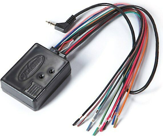 METRA AXXESS ASWC-1 UNIVERSAL CAR OEM STEERING WHEEL CONTROL INTERFACE MODULE