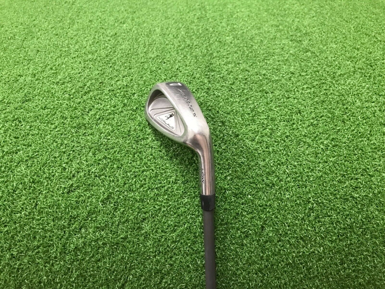 NICE Nicklaus Golf AIRMAX Låg Profil PITCHING WEDGE Höger Grafit SENIOR 70-79