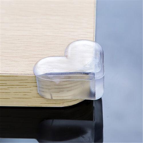Weiche 10x Kind Baby Safe Silikon Protector Tisch Ecke Kantenschutz Cover WRZ Hl