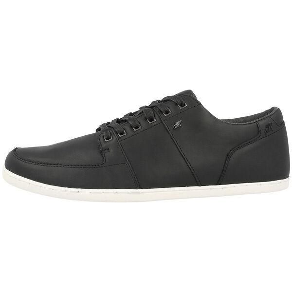 Boxfresh Spencer ICN Leather Sneaker Schuhe Men Herren black E14624 Sparko Swich
