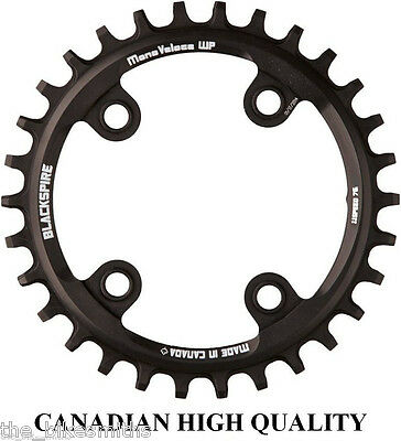 SRAM XX1 X-Sync 28T x 76mm BCD MTB Bicycle Chainring for 10 /& 11-Speed Chains