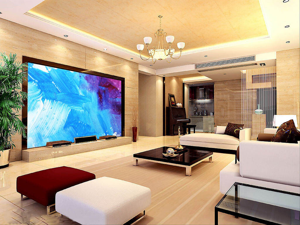 3D Painting Farbes 711 Wall Paper Wall Print Decal Wall Deco Wall Indoor Murals