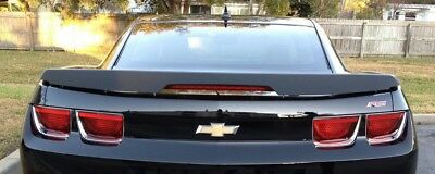 PRE-PAINTED CHEVY CAMARO ZL1 STYLE 2010 2011 2012 2013 REAR SPOILER W//LIGHT NEW