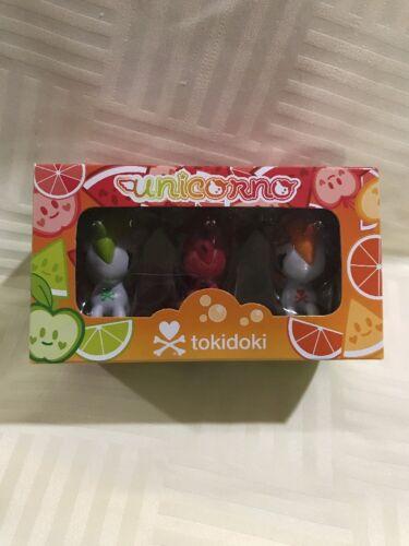 Tokidoki Unicorno Fruit 3-Pack C4