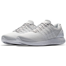 item 4 NIKE LUNARGLIDE 9 RUNNING SHOES PURE PLATINUM MENS SIZE 10.5 NEW  904715-003 -NIKE LUNARGLIDE 9 RUNNING SHOES PURE PLATINUM MENS SIZE 10.5  NEW 904715- ... 2738420e4