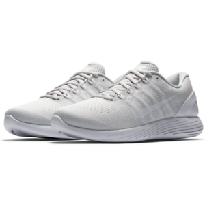 0c1b2c787f5bb Image is loading NIKE-LUNARGLIDE-9-RUNNING-SHOES-PURE-PLATINUM-MENS-