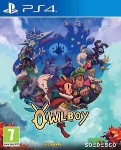 Owlboy PS4 Game 8718591185595