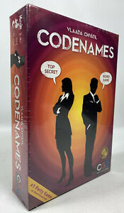 Codenames # 1 Party Board Game Czech Games Edition by Vlaada Chvatil New Sealed