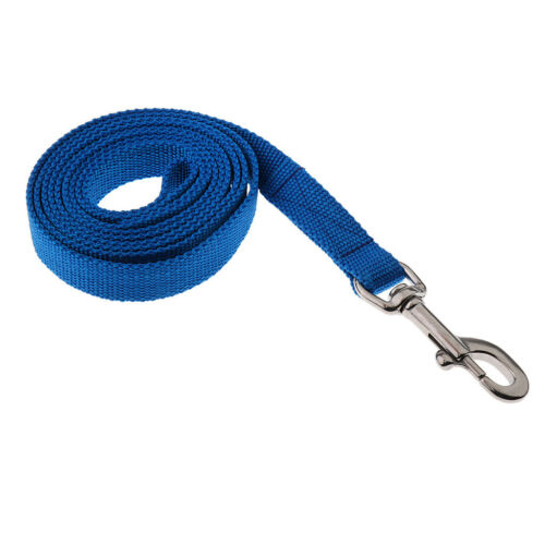 2m Cotton Horse Pony Donkey Dog Lead Rope with Bolt Snap Clip Strong Durable