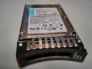 IBM 81Y9655-900GB 2.5 SAS 10K 6Gb//s SS Hard Drive