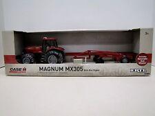 Case IH Magnum MX 305 w/Disc Ripper 1/32 Die-Cast Replica Toy Tractor