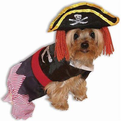 Pirate Doggie Pet Costume Pet Halloween Fancy Dress