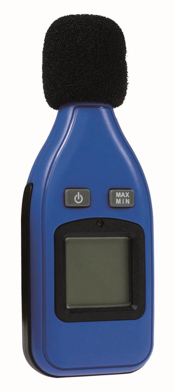 As-Schwabe Dezibel-Messgerät Lautstärke Pegel Dezibel digital Schallpegel NEU