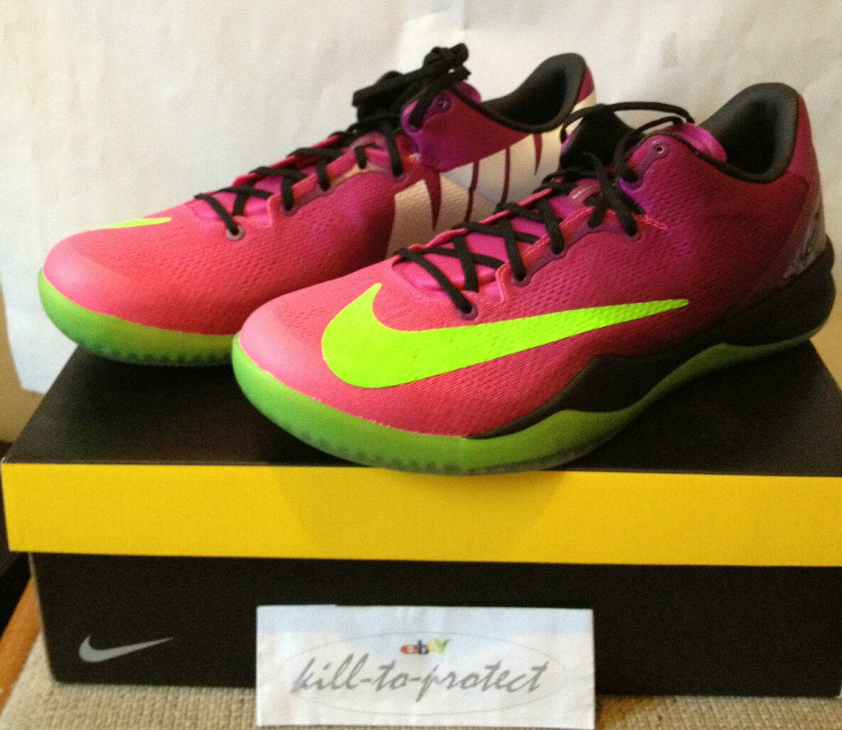 NIKE KOBE 8 MC MAMBACURIAL Sz US7 8 9 10 11 12 13 Galaxy 615315-500 BHM