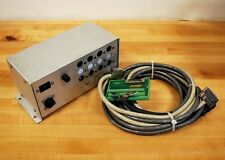 Balance Technology D34400 Rev C Test Station With Power Cables And D 35211 000