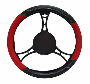Pokrowce na kierownicę Tuning 39-41 cm Universal Steering Wheel Cover Styling Tuning Decoration Protection 184