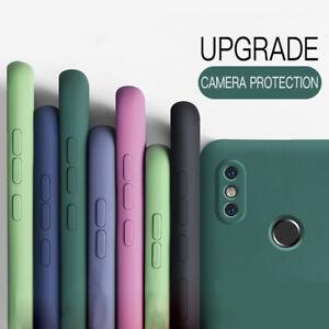 Per-Xiaomi-Redmi-Note-9s-8-9-PRO-9A-8T-10-9T-Mi-Custodia-MORBIDA-IN-SILICONE-Liquid-COVER