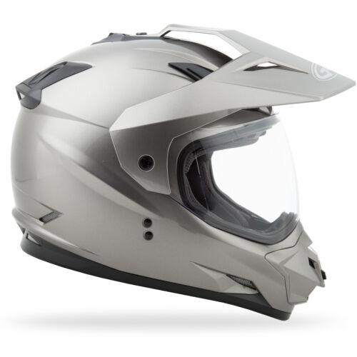 GMAX GM-11 Dual-Sport Adventure Offroad Motorcycle Helmet DOT