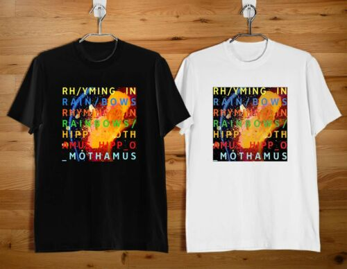 RADIOHEAD In Rainbows Rock Band Legend Men/'s T-Shirt Size S to 2XL