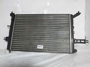 Radiator Cooling Engine Cooling Radiator Valeo OPEL Astra G 1998