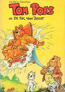 TOM-POES-EN-DE-TIK-VAN-JOOST-Marten-Toonder-1974