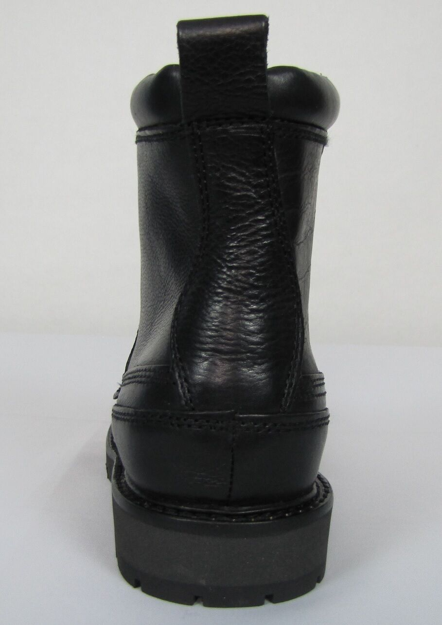 Polo Polo Polo Ralph Lauren mens Stiefel Willingcott leather Größe 7.5 NEW 5a2a8c