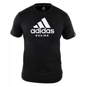 Community-T-SHIRT-BOXING-Adidas-Boxen-Kickboxen-MMA-Muay-Thai-Boxshirt