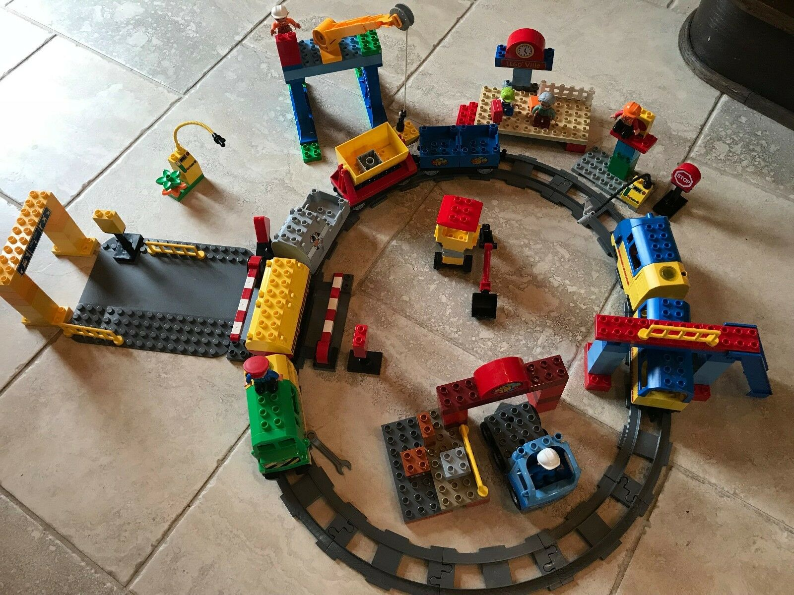 Lego DUPLO  Train (Multiple Sets)  alta quaità