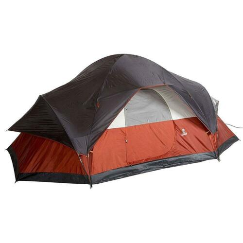 X 10 ft environ 3.05 m environ 5.18 m Coleman 2000012532 17 FT 8-personne Weathertec Red Canyon Tente