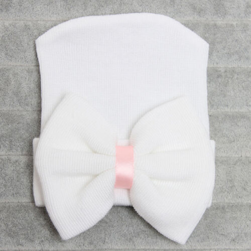 Baby Beanie Mütze Wintermütze Strickmütze Baumwolle Neugeborenemütze Babymütze