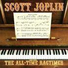 Scott Joplin: The All-Time Ragtimer by Scott Joplin (CD, Feb-2008, 2 Discs, Primo Records)