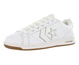 Converse-Mens-Karve-Ox-Leather-Low-Top-Lace-Up-Skate-Sneakers