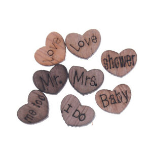 50pcs-Rustic-Wooden-Love-Heart-Wedding-Table-Scatter-Decoration-Wood-Crafts