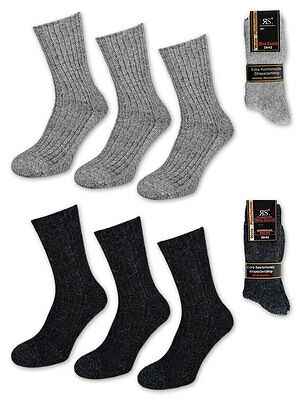 3 Hasta 18 X Par Deseado Calcetines Sin Goma - Hombre Noruego - Reforzado Suela Ample Supply And Prompt Delivery