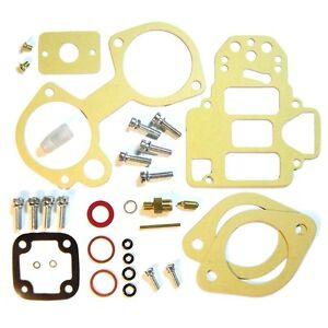 Weber-45-DCOE-Service-Gasket-kit-repair-rebuild-set-fuel-filter-valve-pin-screws