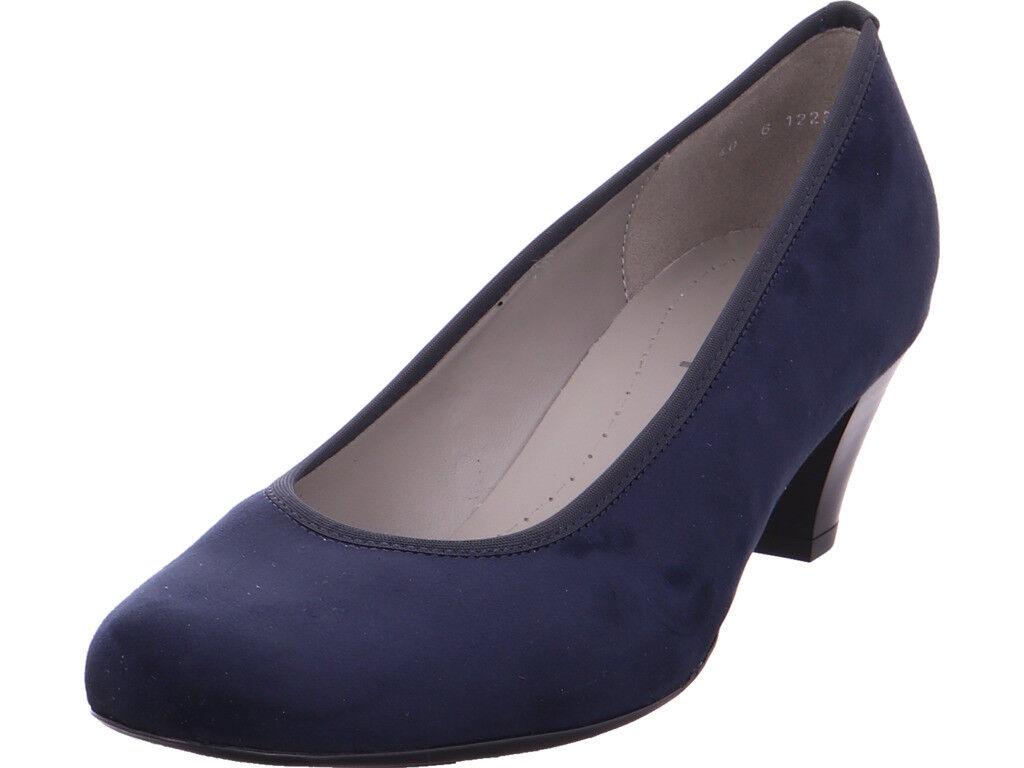 Jenny V ara señora Pump azul