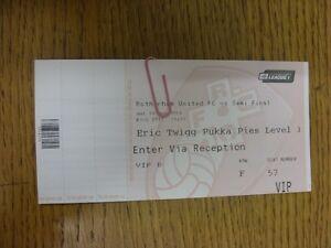 10-05-2014-Ticket-Play-Off-League-1-Semi-Final-At-Rotherham-United-Preston-No