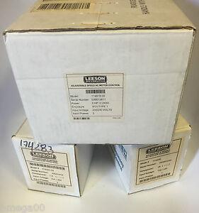 Leeson Speedmaster 25 Hp Adjustable Speed Ac Motor