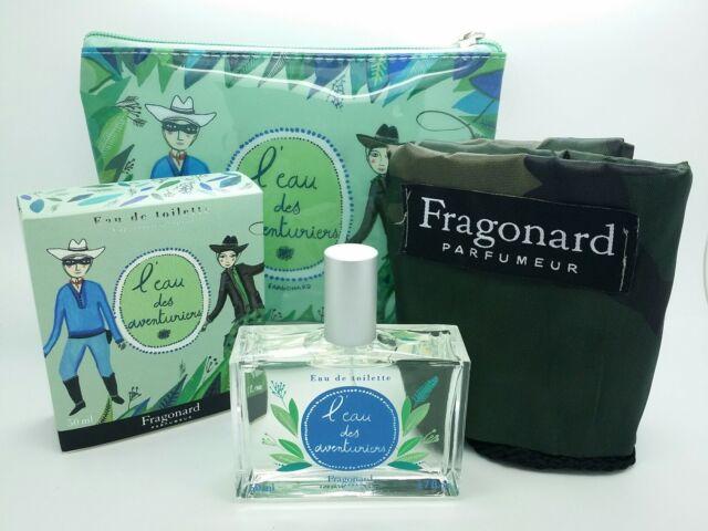 FRAGONARD PARFUMEUR Geschenkeset L'EAU DE AVENTURIERS - Giftset ADVENTURERS