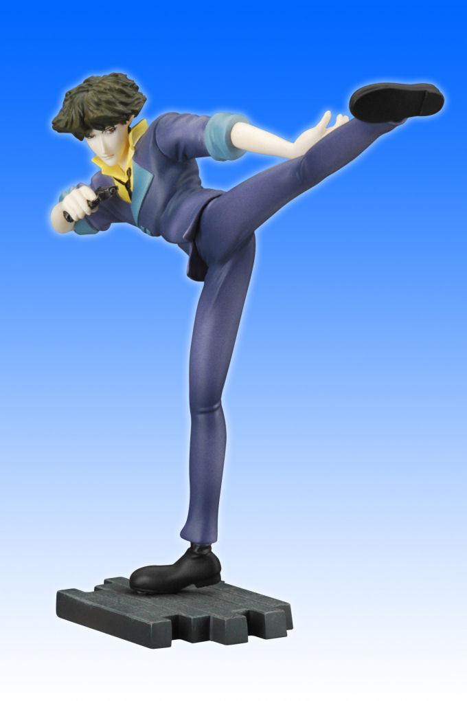 Yamato Cowboy Bebop Trading Figurine Action Mini Sipke  nouveau Neuf Blister  le magasin