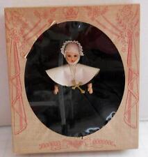 Vintage COQUETTE Plastic NUN Sister DOLL Crown Doll In BOX NRFB HABIT Catholic