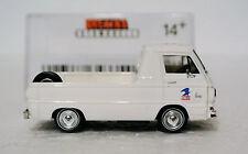 Brekina 34335 HO 1964 Dodge Pick Up U.S. Mail C-9 NIB Seat Is Loose Inside Cab