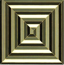 Frank Stella Geometric Variations 2011 Paul Kasmin Gallery NYC 2011 Brochure