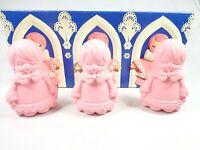 Avon 3 Little Choir Boys Special Occasion Fragranced Hostess Soaps Nwb