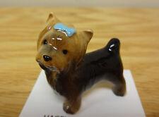 ? HAGEN RENAKER Dog Miniature Figurine Yorkshire Terrier Yorkie