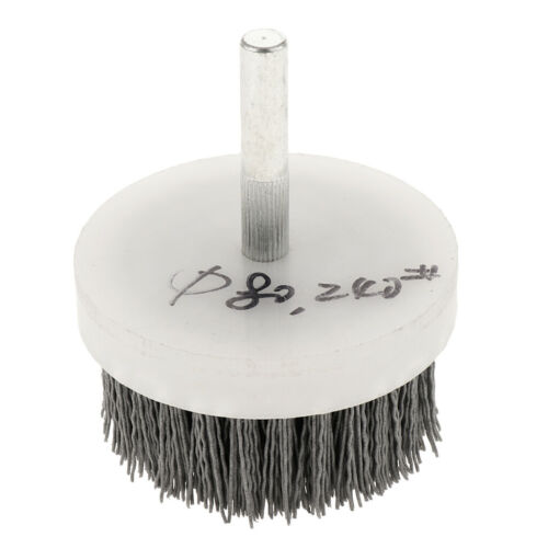 Deburring Disc Brushes Using A New Type Of Abrasive Wire Brush Material
