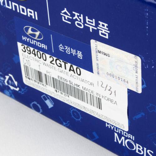 Genuine OEM Kia Hyundai Turbo Waste Gate Solenoid Valve